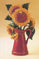 Sunflower Doorstop